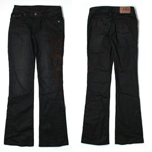 Sinful Embroidered Jeans